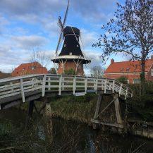 Nederlands tafereel op Pieterpad