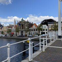 Brug in Haarlem
