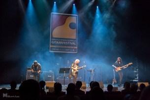 Jennifer Batten Band live in Uppsala, Sweden