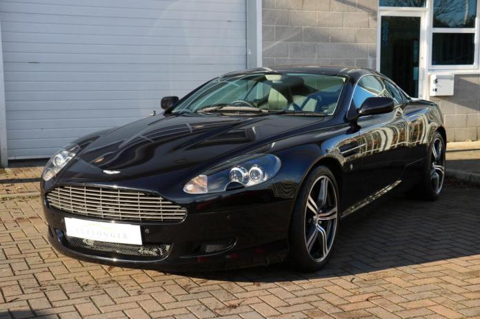 Aston Martin Db9 Sport Pack For Sale In Ashford Kent Simon Furlonger Specialist Cars