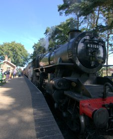 North Norfolk Steam Railway 2