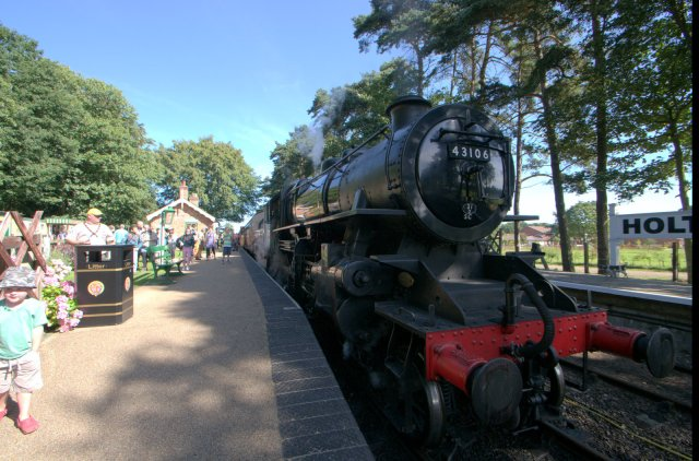North Norfolk Steam Railway
