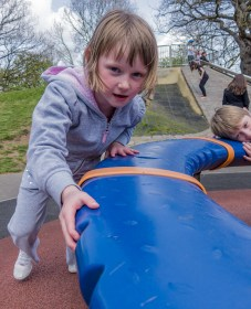 Playtime in the park 2