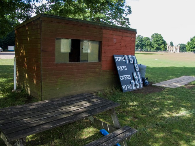 Ricoh GXR and P10 sample pictures - The score board shed