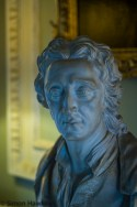 Wimpole Hall in Cambridgeshire pictures - Bust