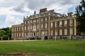 Wimpole Hall in Cambridgeshire pictures - Wimpole Hall