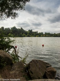 Nottingham CenterParcs Pictures - The boating lake