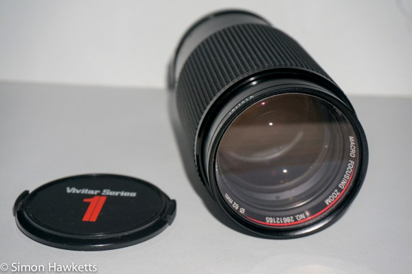 Vivitar series 1 70 - 210 mm Macro Zoom — Simon Hawketts' Photo Blog