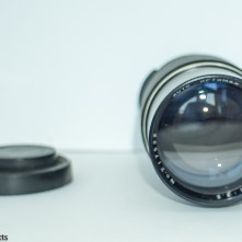 Auto Optomax 200mm f/3.5 front view