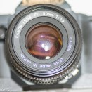 Canon T70 - 50mm f/1.8 lens