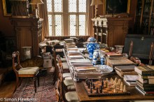 Kentwell Hall Tudor day pictures - The Dining Room
