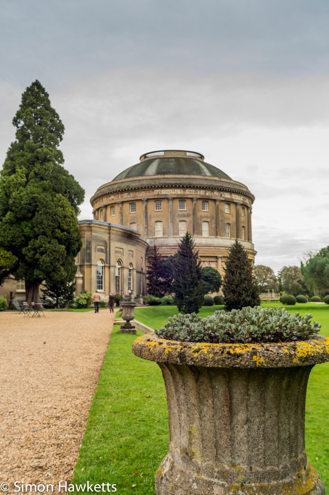 National Trust property Ickworth House pictures - Ickworth house