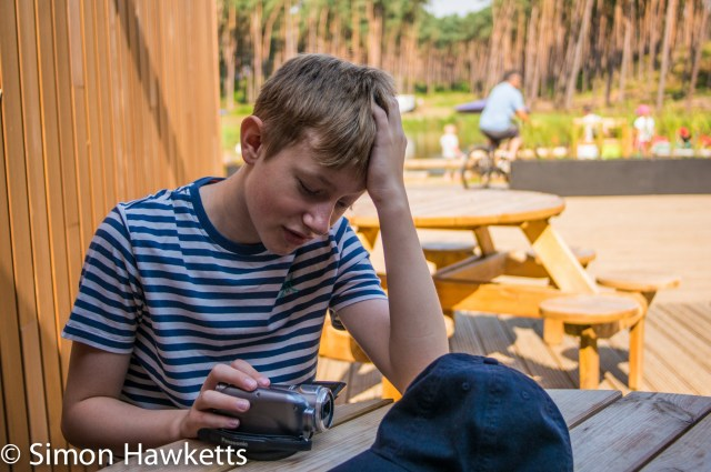 Pictures from Woburn Forest CenterParcs - Candid portrait