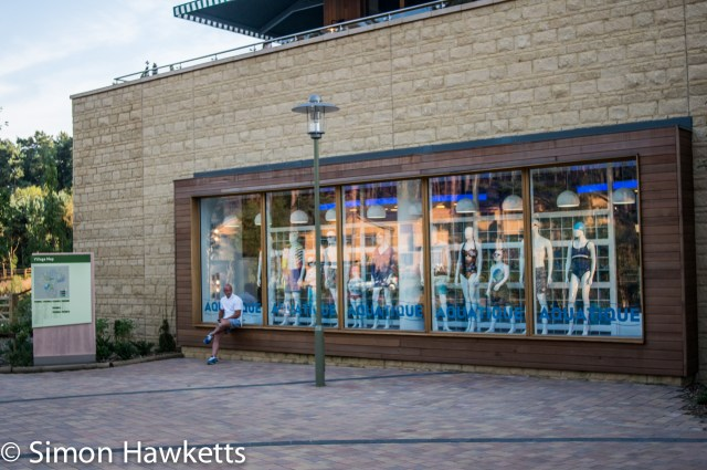 Pictures from Woburn Forest CenterParcs - Centre shops