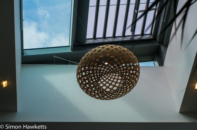 Meyer-Optik Domiplan sample pictures - Light fitting