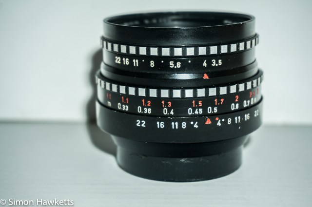 Meyer-optik Lydith M42 mount 30mm f/3.5