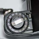 Ricoh KR-10 super - rewind, iso and compensation dial