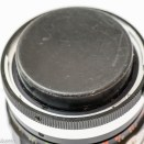 Auto Miranda 50mm f/1.9 strip down and repair - lens mount protected with M42 cover