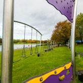 Tamron 10-24 wide angle sample pictures - Playground in Fairlands Valley Park Stevenage
