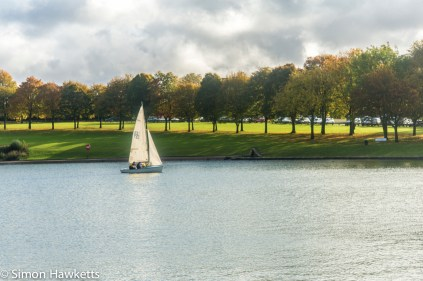 Industar 50 on Sony Nex 6 sample pictures - Sailing boat