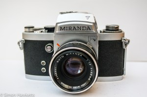 Miranda Fv with TTL viewfinder