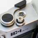 Topcon IC-1 - Film advance, counter and shutter release
