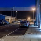 Sony NEX 6 high ISO performance sample pictures - Work car park iso6400