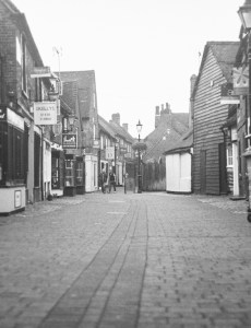Caffenol Trial No 2 duplicated negative - Stevenage old town
