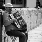 Favourite pictures – The accordion player