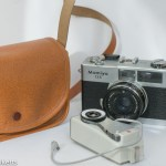 Mamiya 135 EE 35mm rangefinder camera