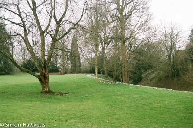 Nikon F80 sample photographs - Bennington Lordship
