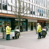 Pentax MZ-50 sample pictures - Street cleaners