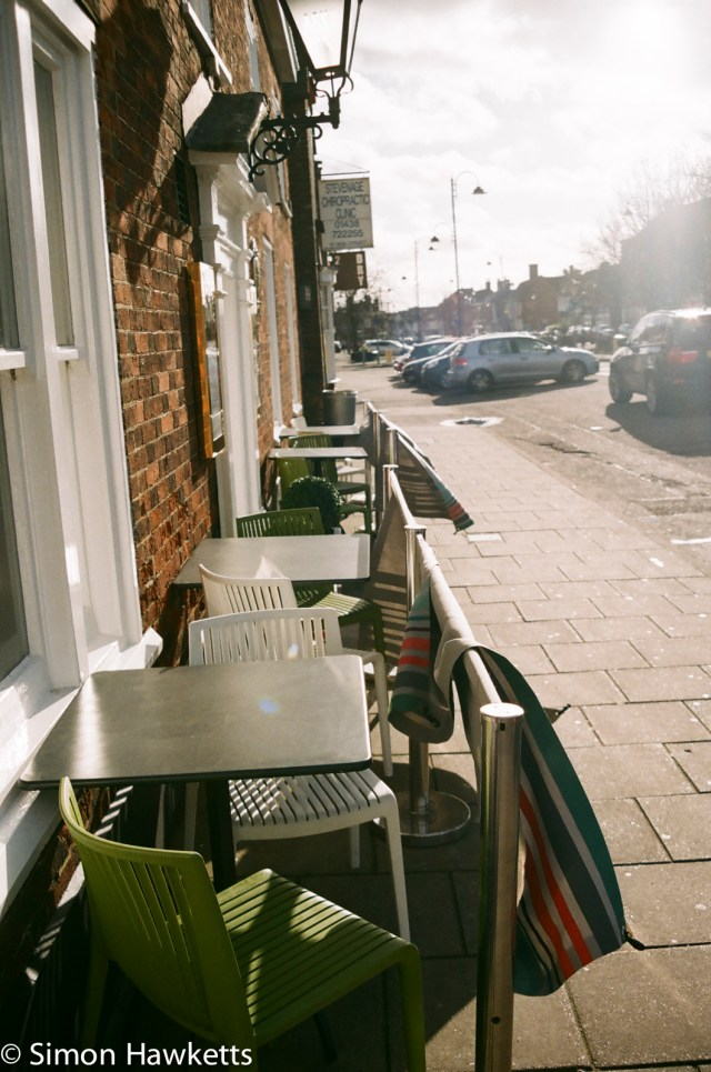 Pentax MZ-50 sample pictures - Testing for shooting into the sun