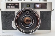 Chinon 35 EE lens with light cell