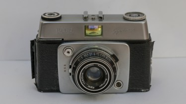 Ilford Sportsman 35mm viewfinder camera