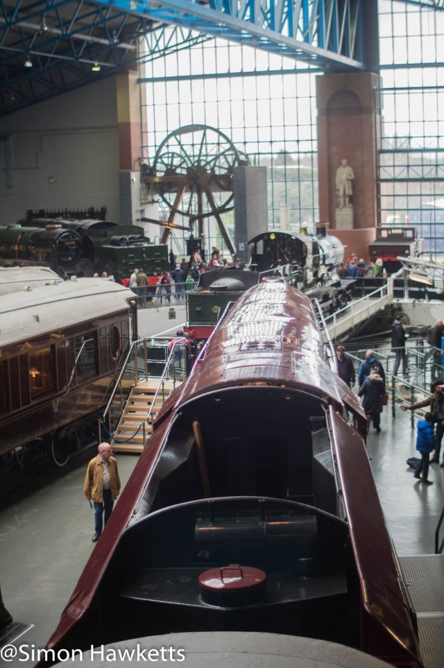 Nation Railway Museum pictures - Steam Engine