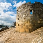 Favourite pictures – York city wall defensive fort.