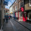 Shops in the Shambles in York