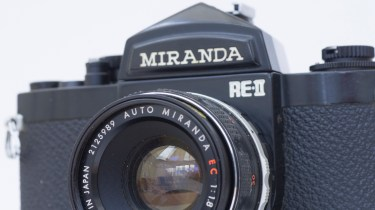 Miranda Sensomat RE-II 35mm slr