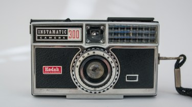 Kodak Instamatic 300 126 film camera
