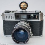 Taron Unique 35mm rangefinder-camera