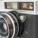 Taron Vr 35mm rangefinder camera focus lever
