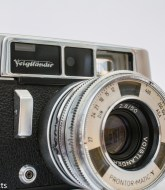 Voigtlander Dynamatic II 35mm rangefinder camera