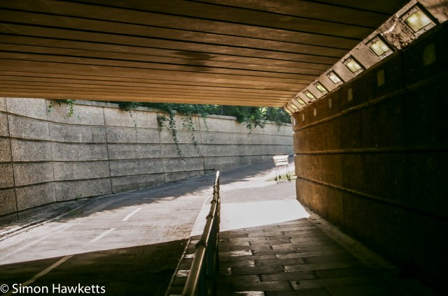 Pentax MZ-30 sample picture - Underpass