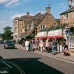 Pentax SFXn sample pictures - Bourton-on-the-water Street