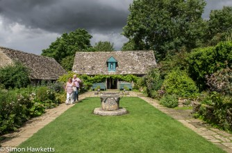 The garden at Snowshill Manor