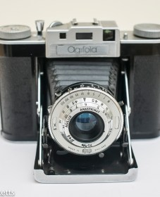 Agilux Agifold with lens open