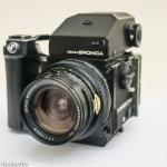 Bronica ETRsi shooting experience