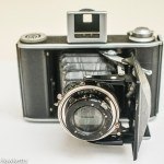 Voigtlander Bessa 66 medium format camera