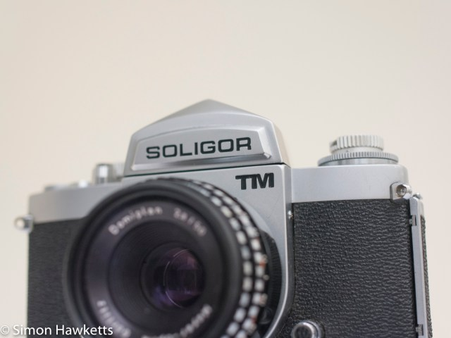 Soligor TM 35mm slr camera